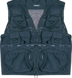 Humvee Combat Black Tactical Vest Medium
