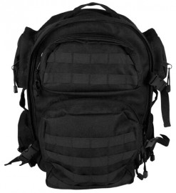 NcStar Tactical Back Pack Black