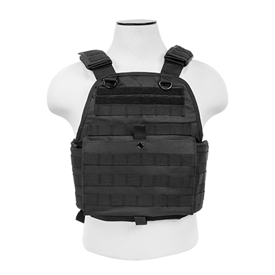 NcStar Plate Carrier Vest Black