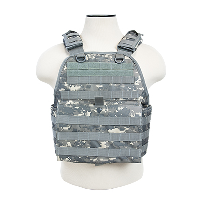 NcStar Plate Carrier Vest Digital Camo