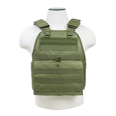 NcStar Plate Carrier Vest Green
