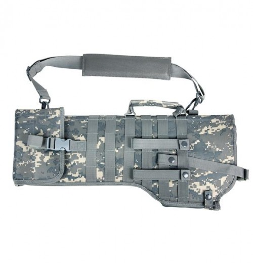 Vism By Ncstar Tactical Rifle Scabbard/Digital Camo