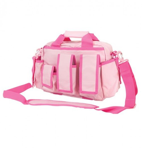 Vism By Ncstar Operators Field Bag/Pink