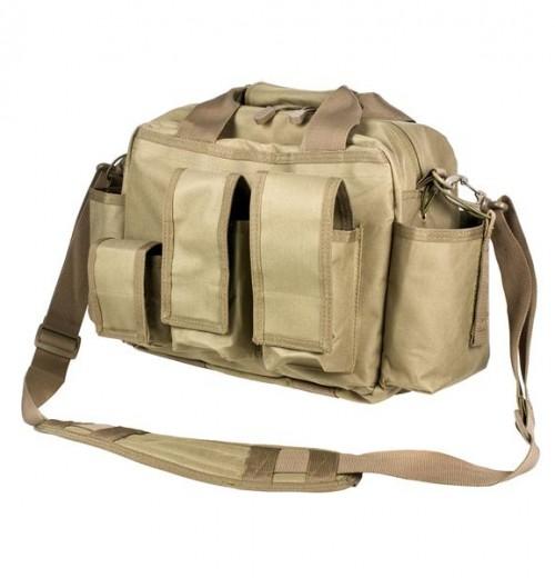 Vism By Ncstar Operators Field Bag/Tan