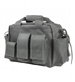 Vism By Ncstar Operators Field Bag/Urban Gray