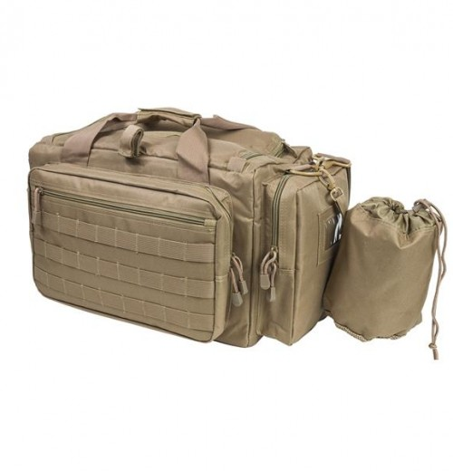 Vism By Ncstar Competition Range Bag/Tan