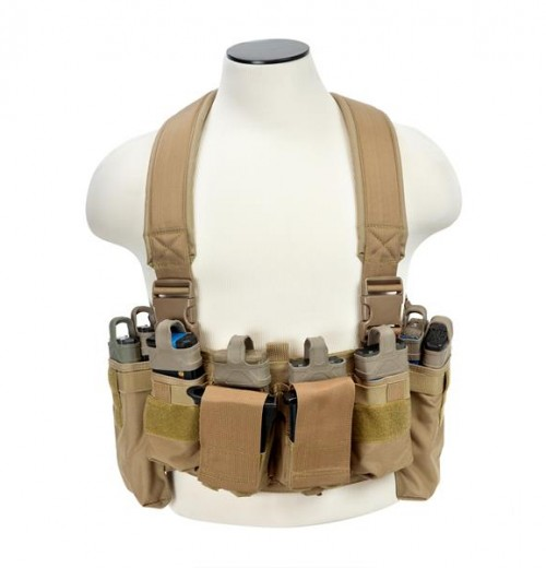 Vism By Ncstar Ultimate Chest Rig/Tan