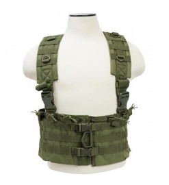 Vism By Ncstar Ar Chest Rig/Green