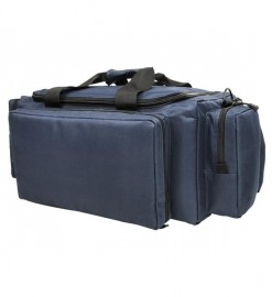 Vism By Ncstar Expert Range Bag/Blue With Black Trim