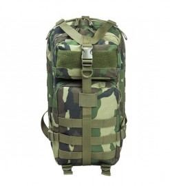 Vism By Ncstar Small Backpack/Woodland Camo