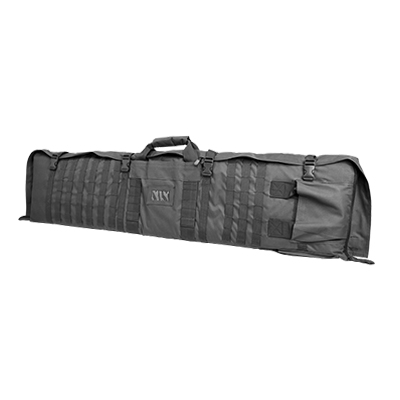 NcStar Rifle Case With Shooting Mat Urban Gray