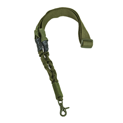 Vism By Ncstar Single Point Bungee Sling/Green