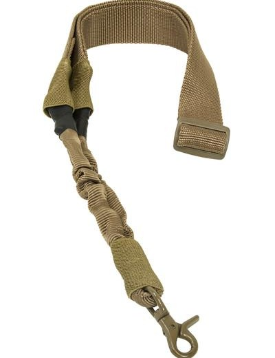 Vism By Ncstar Single Point Bungee Sling/Tan