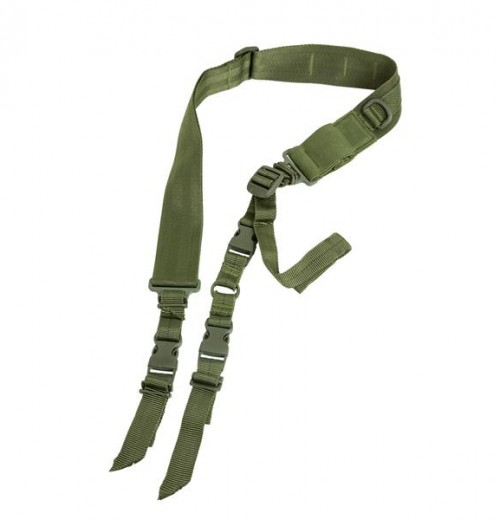 Vism By Ncstar 2 Point Tactical Sling/Green