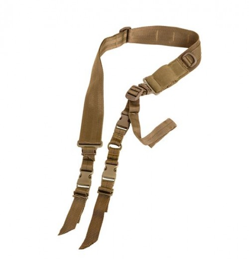 Vism By Ncstar 2 Point Tactical Sling/Tan