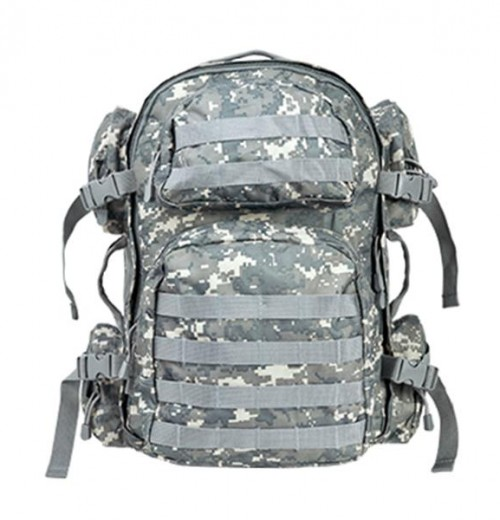 NcStar Tactical Back Pack Digital Camo ACU 1