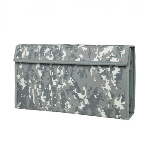 Vism By Ncstar Magazine Wallet For Pistol And Rifle Mags/Digital Camo