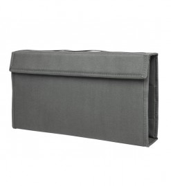 Vism By Ncstar Magazine Wallet For Pistol And Rifle Mags/Urban Gray