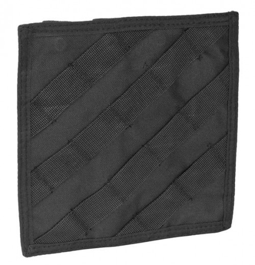 Vism By Ncstar 45 Degree Molle Panel/Black