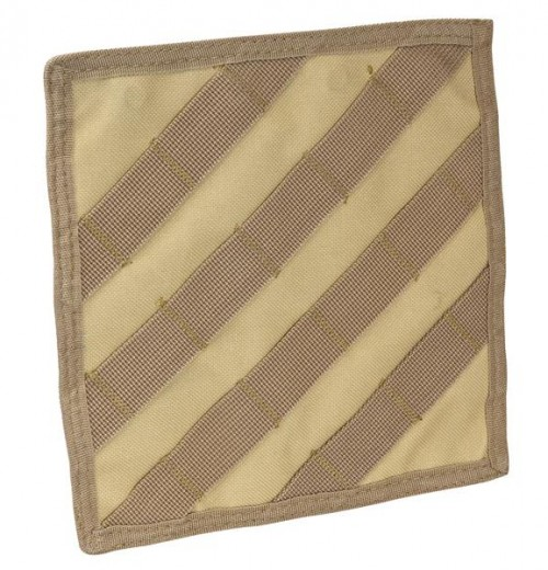 Vism By Ncstar 45 Degree Molle Panel/Tan