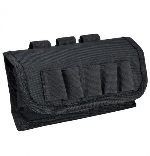 Vism By Ncstar Tactical Shotshell Carrier/Black