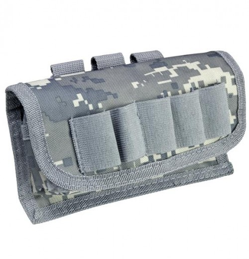 Vism By Ncstar Tactical Shotshell Carrier/Digital Camo