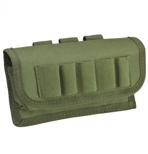 Vism By Ncstar Tactical Shotshell Carrier/Green