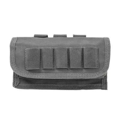 Vism By Ncstar Tactical Shotshell Carrier/Urban Gray
