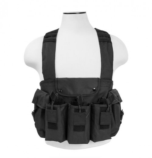 Vism By Ncstar Ak Chest Rig/Black