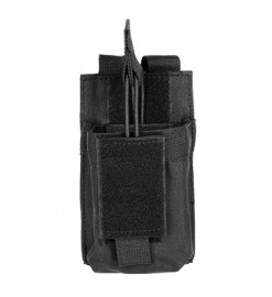 Vism By Ncstar Ar Single Mag Pouch/Black