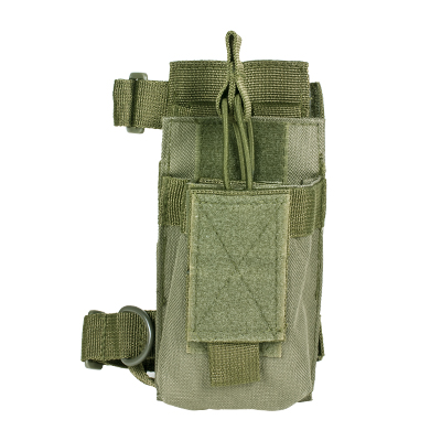 Vism By Ncstar Ar Single Mag Pouch With Stock Adapter/Green