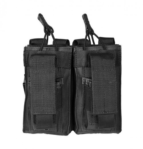 Vism By Ncstar Ar Double Mag Pouch/Black