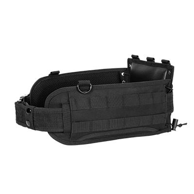Vism By Ncstar Battle Belt W/ Pistol Belt/Black