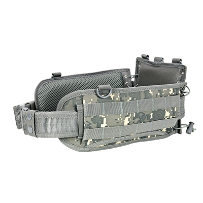 Vism By Ncstar Battle Belt W/ Pistol Belt/Digital Camo
