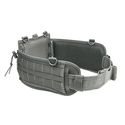 Vism By Ncstar Battle Belt W/ Pistol Belt/Urban Gray