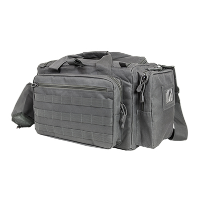 Vism By Ncstar Competition Range Bag/Urban Gray