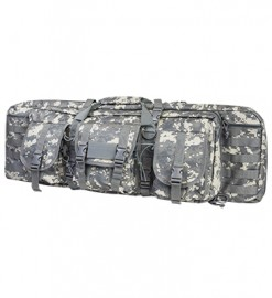 Vism By Ncstar Double Carbine Case/Digital Camo/36 In