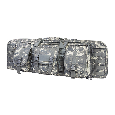 Vism By Ncstar Double Carbine Case/Digital Camo/36 In 1