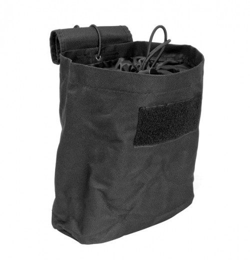 Vism By Ncstar Folding Dump Pouch/Black