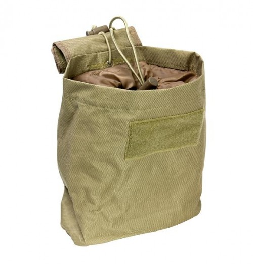 Vism By Ncstar Folding Dump Pouch/Tan 1