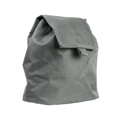 Vism By Ncstar Folding Dump Pouch/Urban Gray
