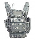 Vism By Ncstar Pvc First Responders Utility Bag/Digital Camo