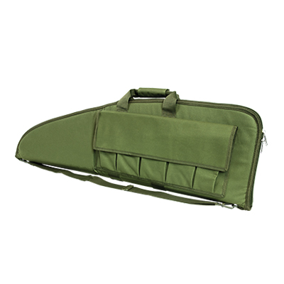 Vism By Ncstar Gun Case (45l X 13h)/Green