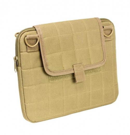 Vism By Ncstar Tactical Digital Tablet Case Tan