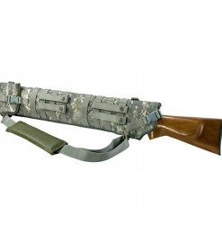 Vism By Ncstar Tactical Shotgun Scabbard/Digital Camo