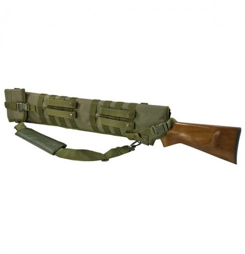 Vism By Ncstar Tactical Shotgun Scabbard/Green