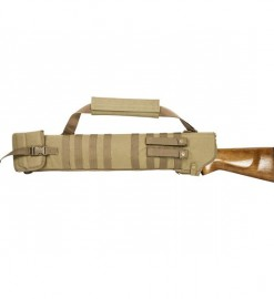 Vism By Ncstar Tactical Shotgun Scabbard/Tan
