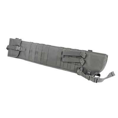 Vism By Ncstar Tactical Shotgun Scabbard/Urban Gray