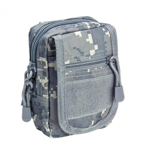 Vism By Ncstar Small Utility Pouch/Digital Camo