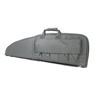 Vism By Ncstar Gun Case (45l X 13h)/Urban Gray